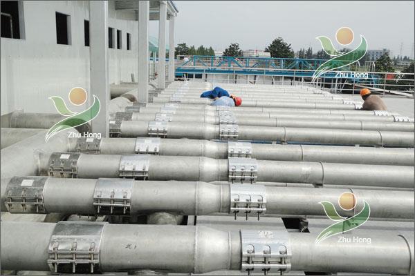 上海徐泾水厂应用案例