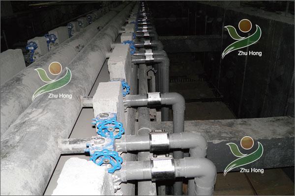 广州京溪污水处理应用案例