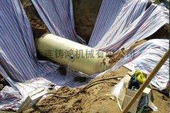北京玻璃钢夹砂管案例