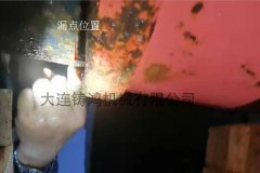 洛阳DN400球铁管修复实例