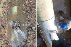 江西DN600玻璃钢管修复实例