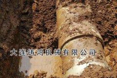 辽宁DN900承插口修复案例